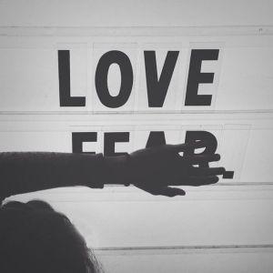 love:fear